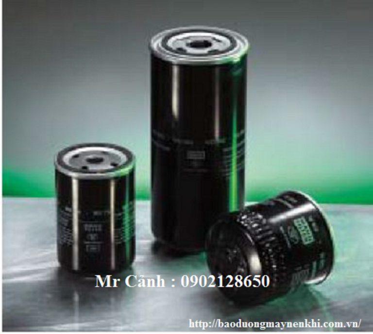 Lọc dầu Sotras 9119 cho máy Hitachi