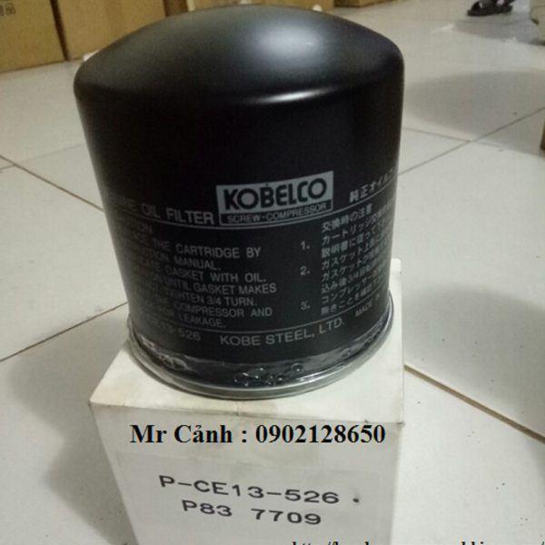 Lọc dầu máy nén khí Kobelco P-CE13-526