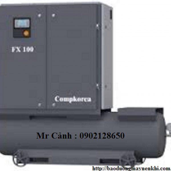 Máy nén khí Compkorea FX 100