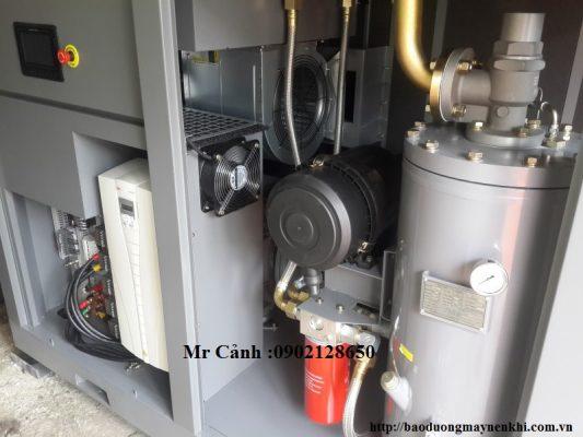 Các linh kiện của máy nén khí Compkorea đều được cung cấp từ các nhà sản xuất OEM hàng đầu HÀN QUỐC
