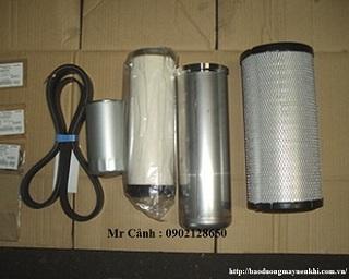 Bộ bảo dưỡng máy nén khí hitachi