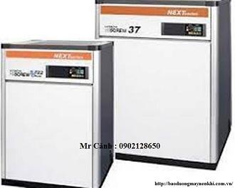 Máy nén khí Hitachi 22 Kw